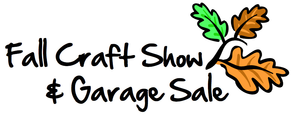 Fall craft show and garage sale hanscom park methodist for Craft shows in nebraska