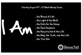 I Am Worship Series