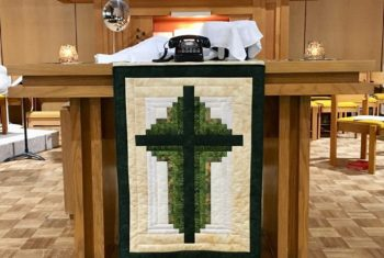 photo of hanscom altar
