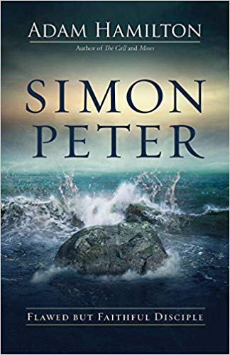 book cover for simon peter book