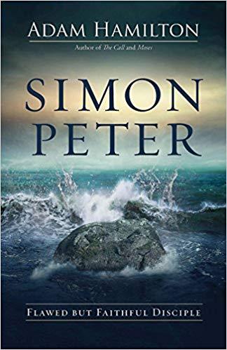 book cover for simon peter book